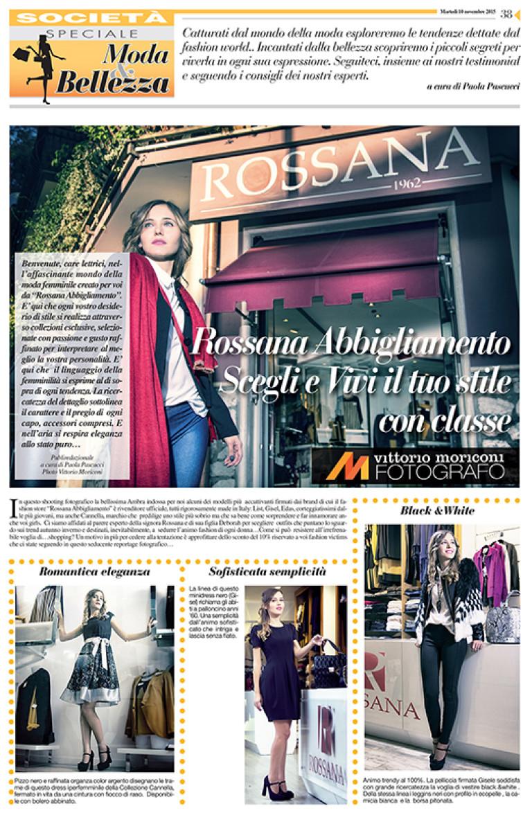 Moda Rossana, vivi il tuo stile con classe #2